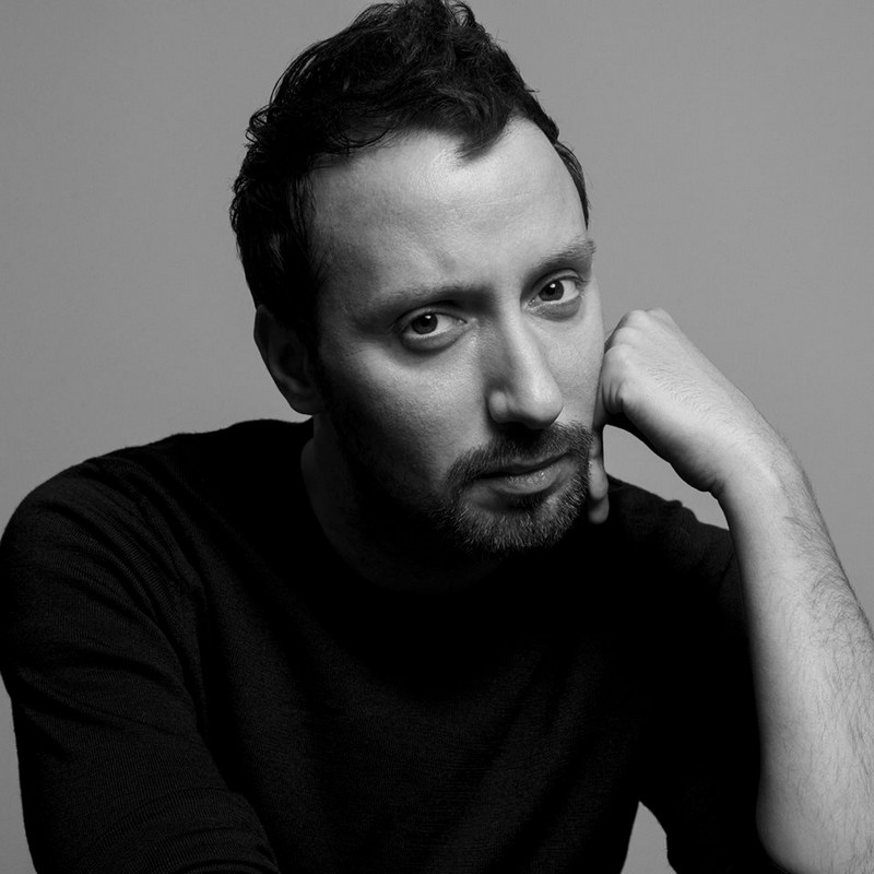 Anthony Vaccarello as Creative Director of the maison Yves Saint Laurent