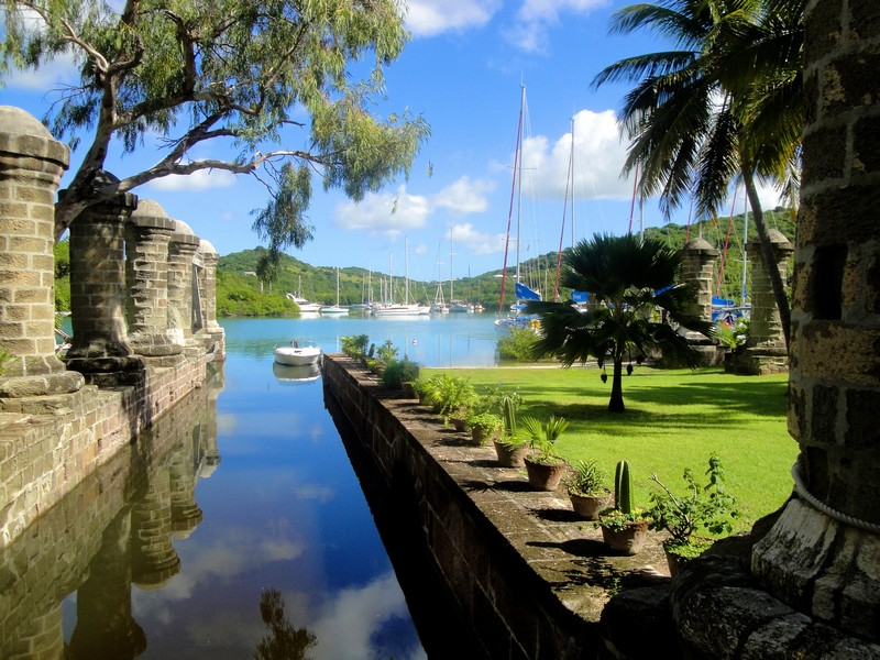 Antigua Naval Dockyard and Related Archaeological Sites