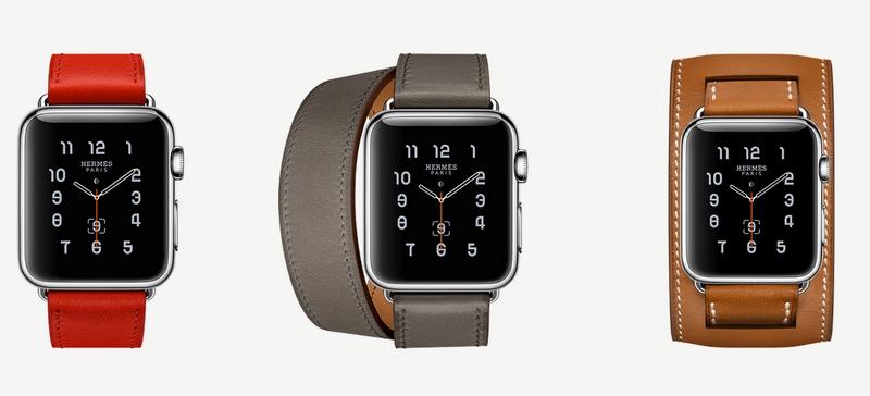 Apple Watch Hermes-The Range