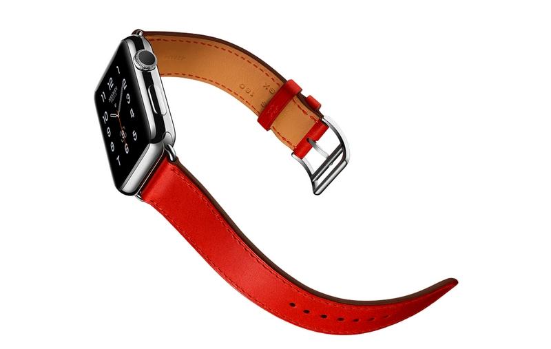 Apple Watch Hermes_Red