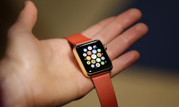 Apple high-end watch