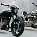 Arch KRGT-1 - Keanu Reeves' first motorcycle-