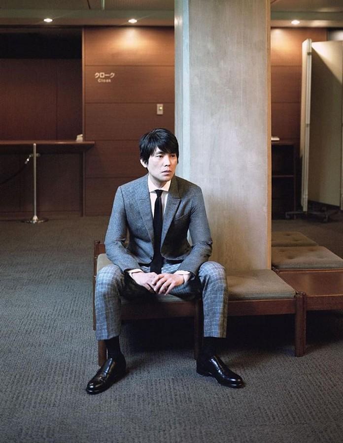Architect Shohei Shigematsu