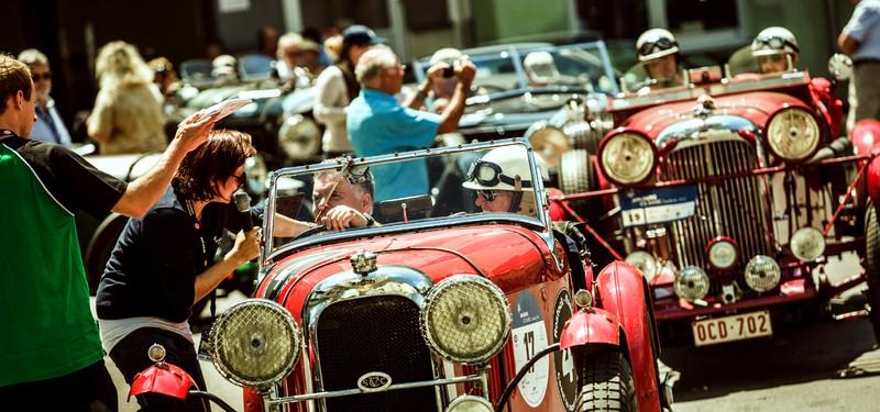 Arlberg Classic Car Rally gallery - 2luxury2--com