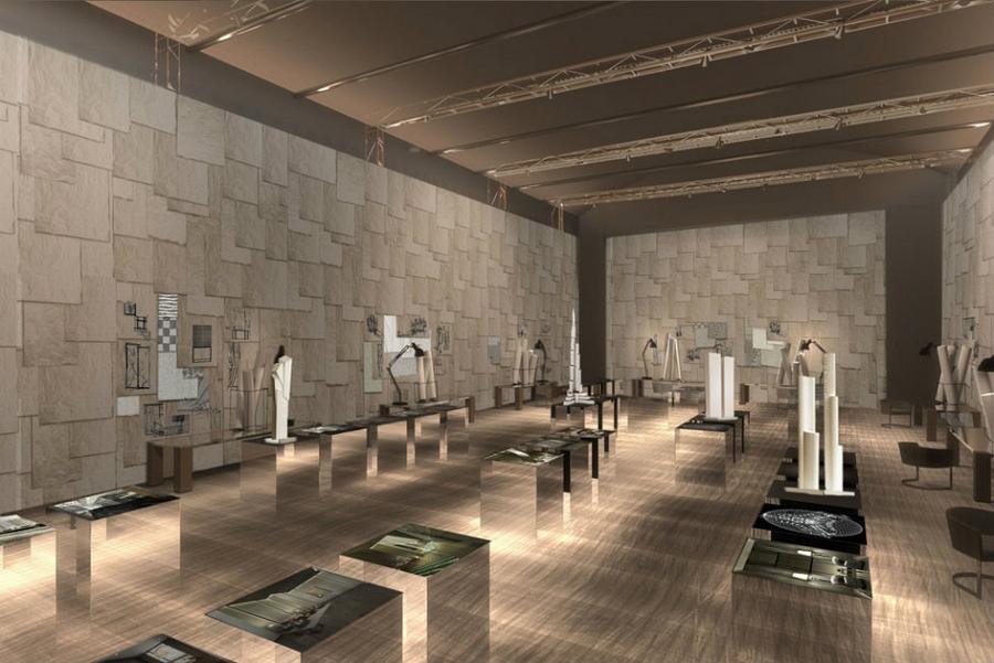 Time for a new retrospective milan design week 2015 for Giorgio aldo interior designs