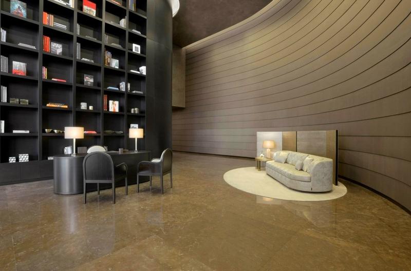 Armani Casa Retrospective 2015 - Milan Design Week-Maçka Residences, Istanbul by Armani Casa
