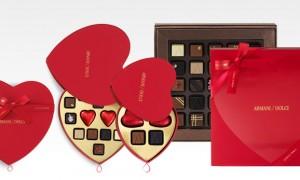 Armani Dolci for Valentine's Day 2015