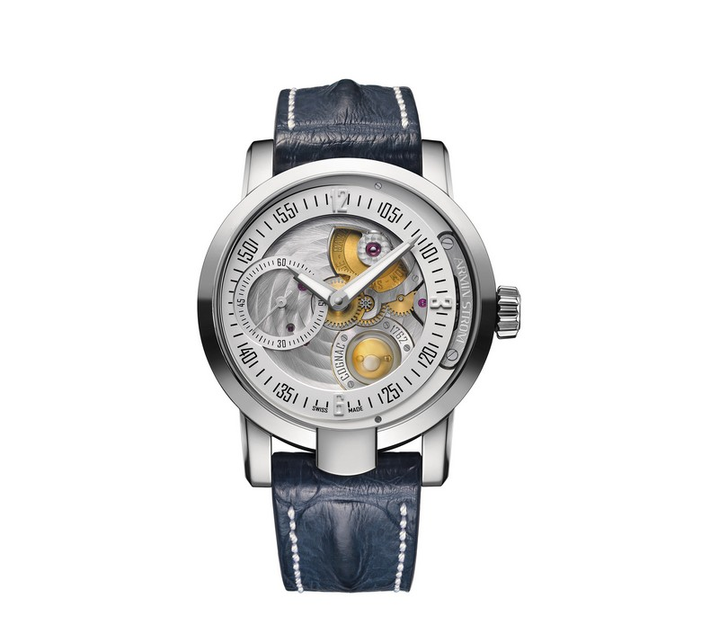 Armin Strom Cognac Watch – the luxury watch with a drop of 1762 Gautier Cognac, the oldest cognac sold at a auction