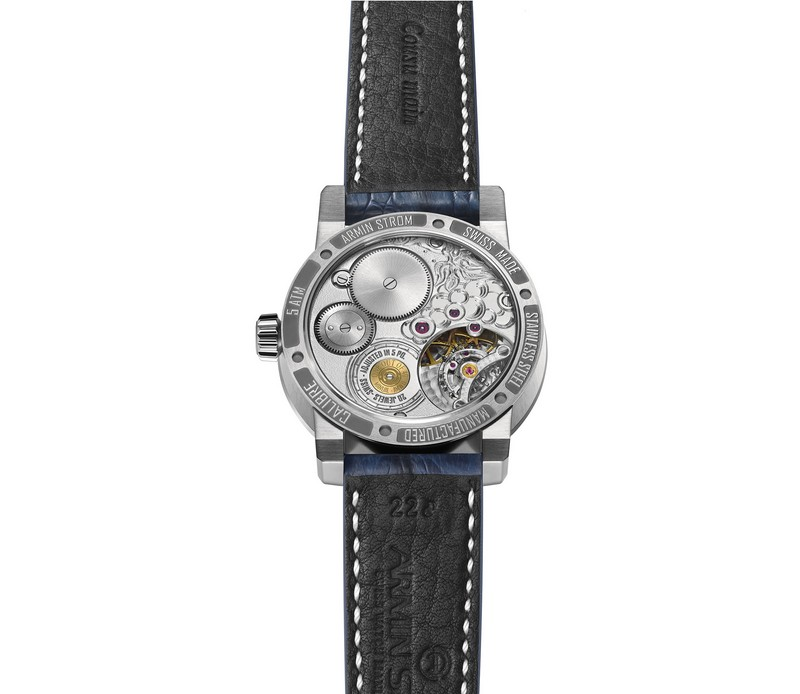 Armin Strom Cognac Watch  luxury watch launch-