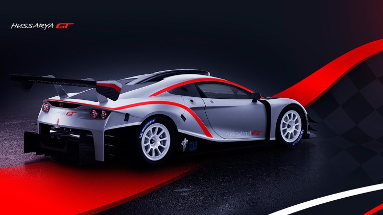 Arrinera Hussarya GT race car renderings