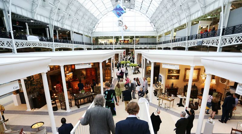 Art & Antiques Fair, Olympia London