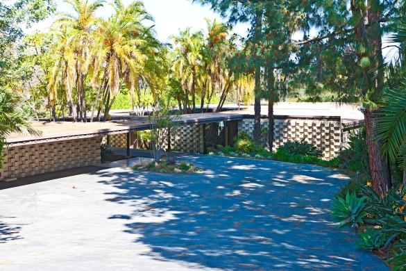 Art Linkletter Estate Los Angeles California--