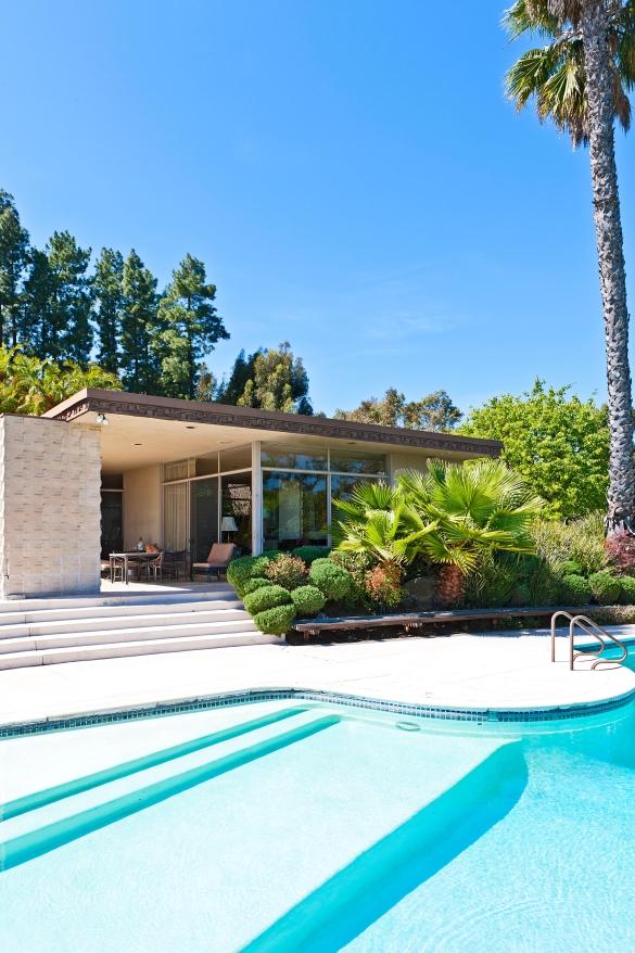 Art Linkletter Estate Los Angeles California