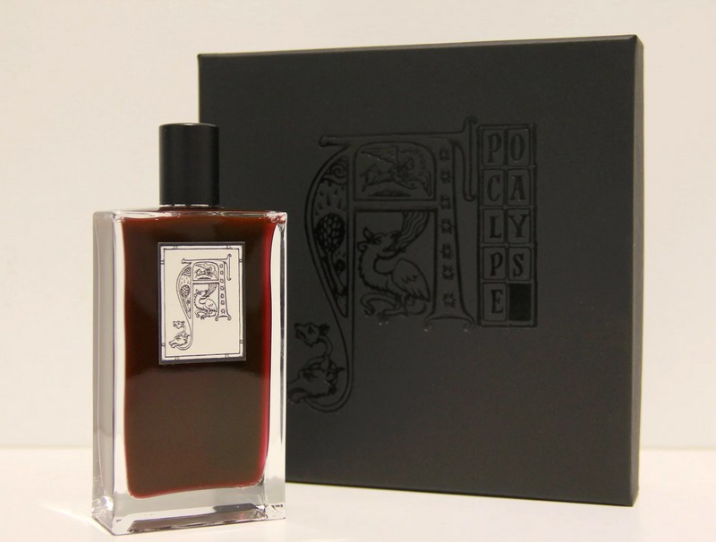 Artists Thomson and Craighead have bottled a fragrance based on the Bible's descriptions of armageddon