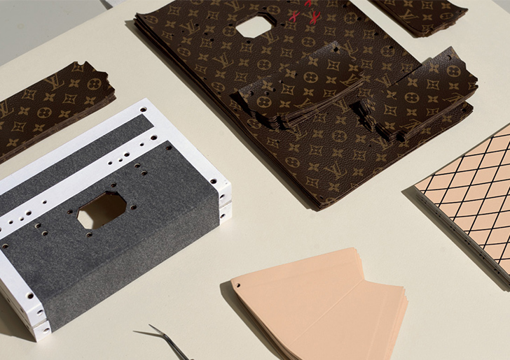 Asnieres ateliers- the heart of Louis Vuitton