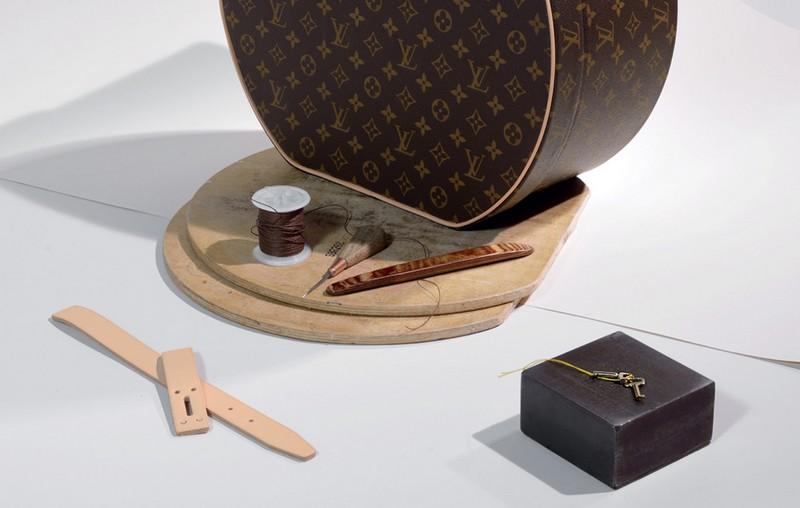 Asnieres - the heart of Louis Vuitton-Artisans ateliers