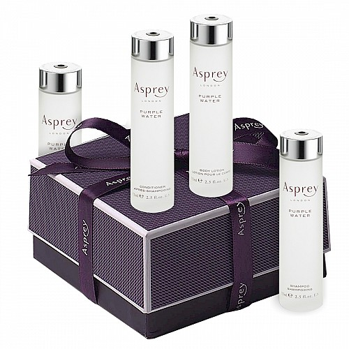 Asprey Purple Water Gift Set