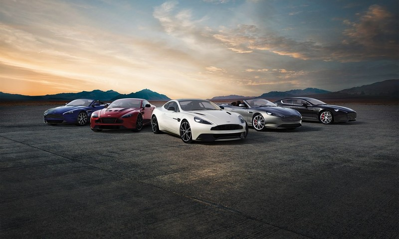 Aston Martin's Second Century