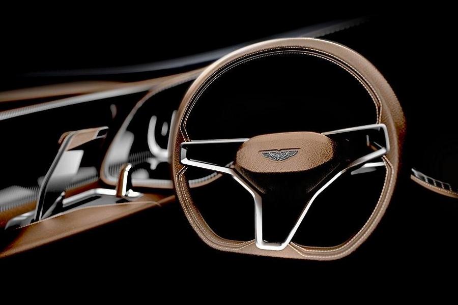 Aston Martin AM37 Quintessence Yacht details