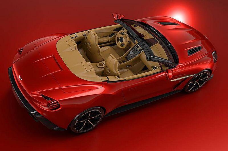 Aston Martin Vanquish Zagato Volante unveiled at 2016 Pebble Beach-2luxury2