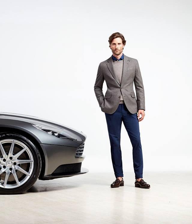 Aston Martin by Hackett-
