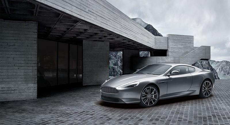 Aston Martin launching limited DB9 GT Bond Edition--