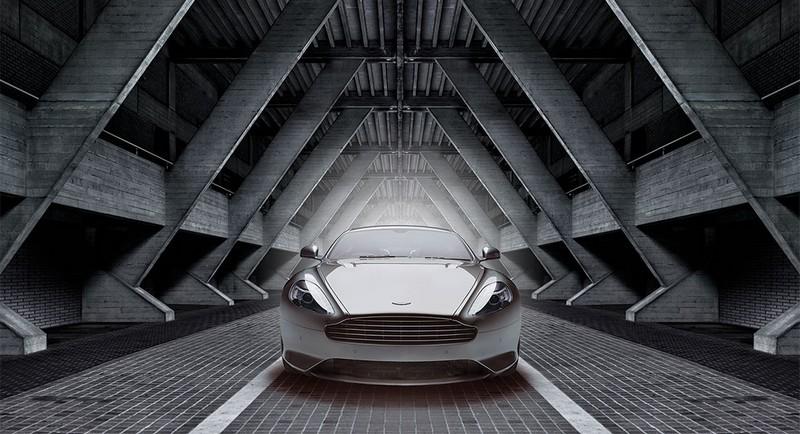 Aston Martin launching limited DB9 GT Bond Edition