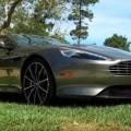 Aston Martin's new 2016 DB9 GT