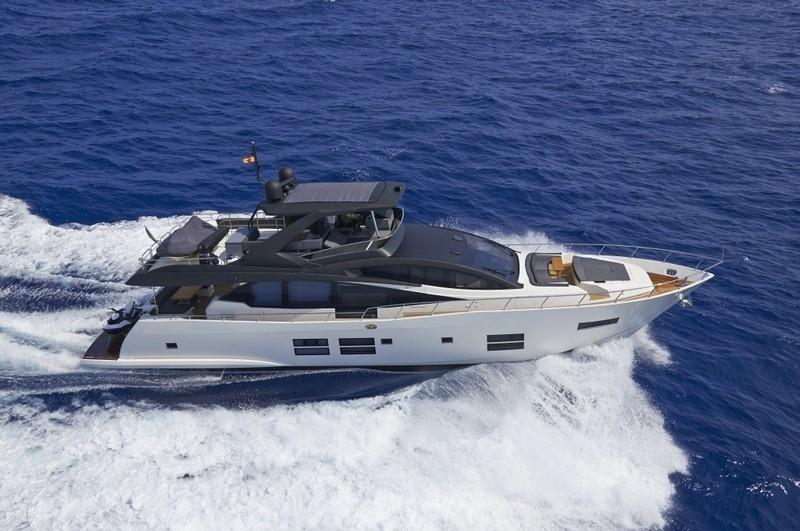 Astondoa 80 GLX