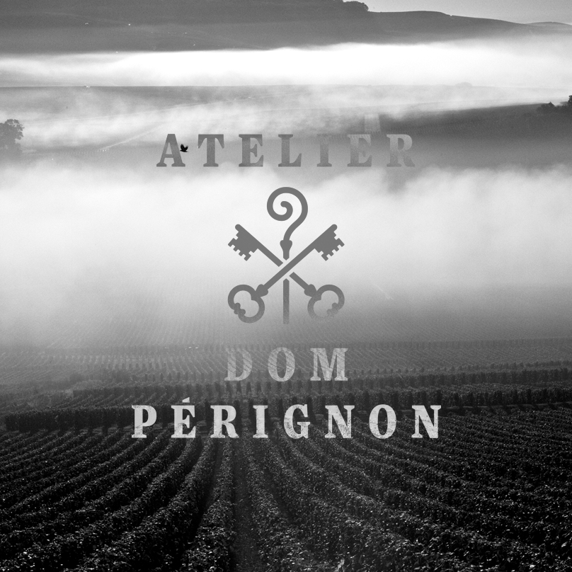 Atelier Dom Pérignon, the key to a grand experience