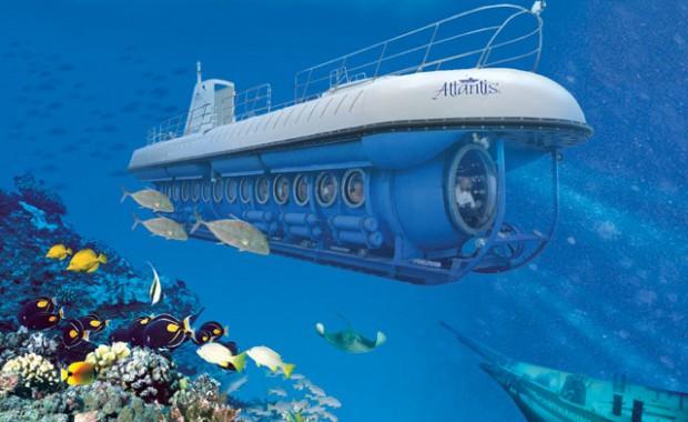 Atlantis Submarine, Barbados