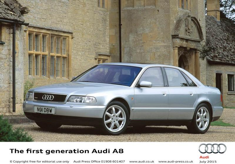 Audi A8 -first generation