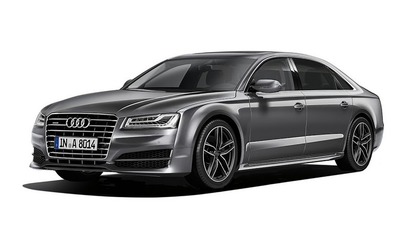 Audi A8 - the Edition 21 model - 2015