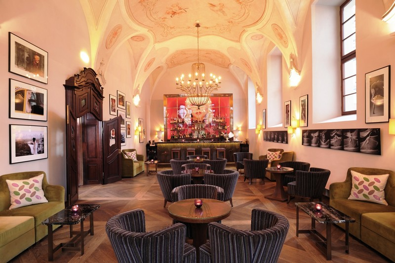 Augustine, a Luxury Collection Hotel, Prague - Refectory Bar 1887