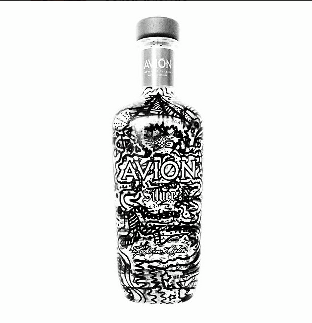 Avion Art Vibes Tequila Avion