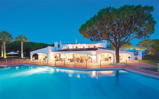 Ayrton Senna's luxury Algarve villa gone on sale for around €9.5 million-