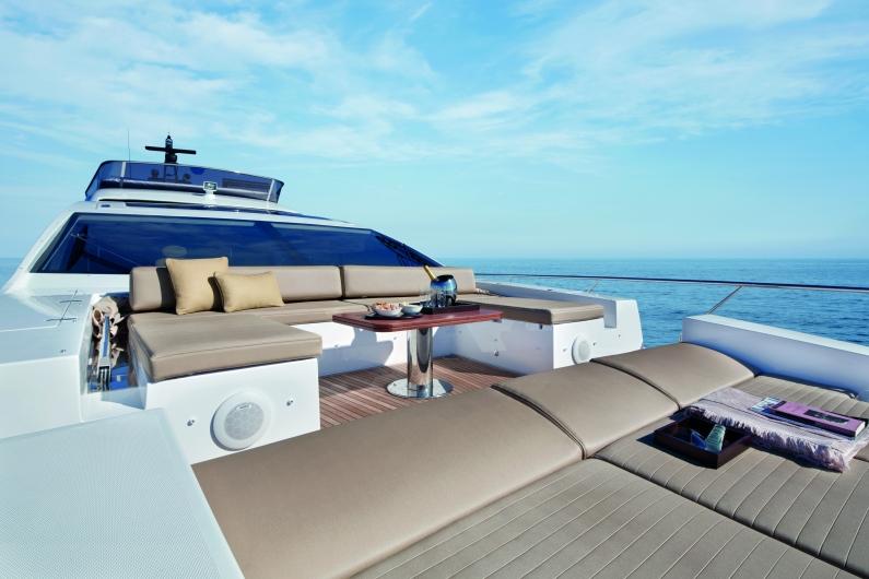 Azimut Yachts's fleet -Azimut 77S--000
