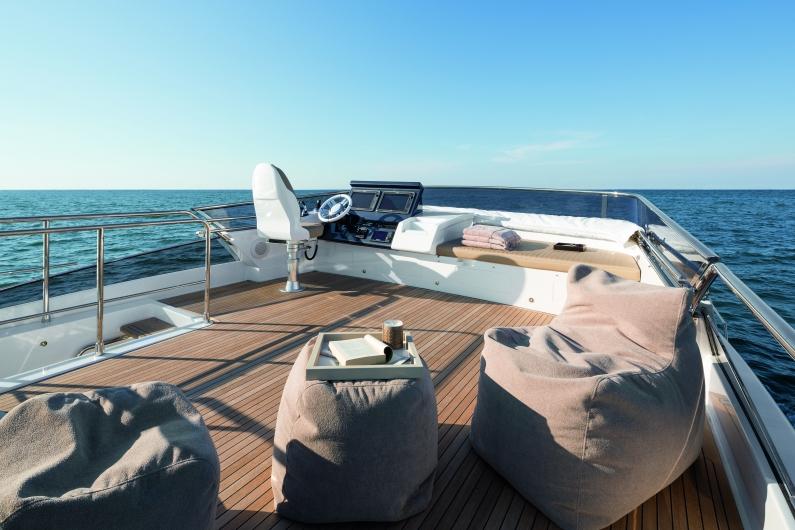 Azimut Yachts's fleet -Azimut 77S--0002