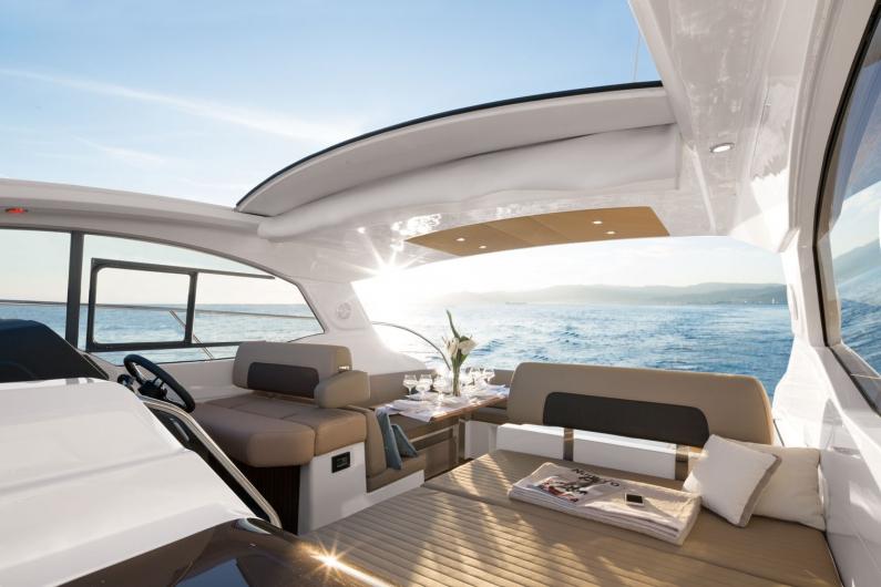 Azimut Yachts's fleet -Azimut Atlantis 43-0002