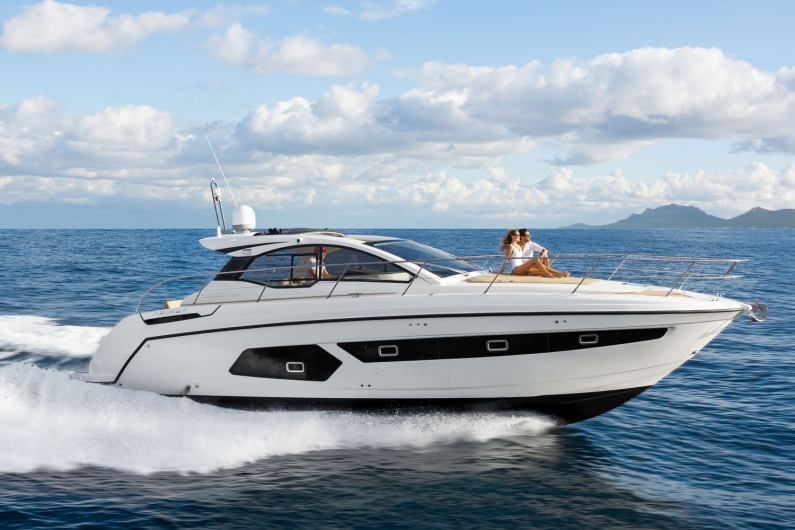 Azimut Yachts's fleet -Azimut Atlantis 43-0003