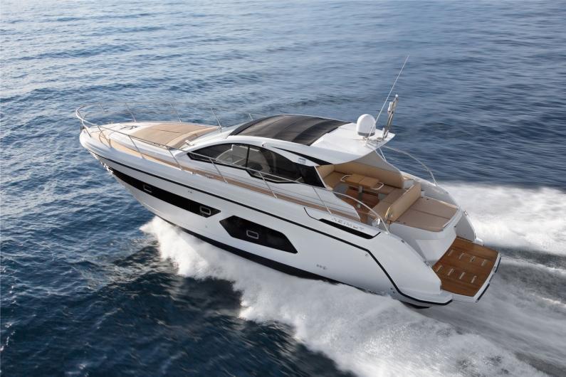 Azimut Yachts's fleet -Azimut Atlantis 43
