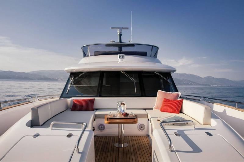 Azimut Yachts's fleet -Azimut Magellano 66