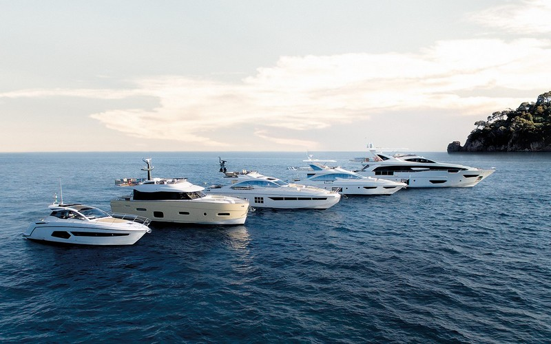 Azimut Yachts's fleet