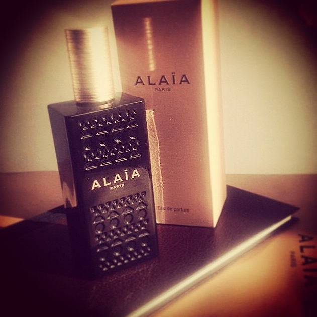 Azzedine Alaia  perfume  - Alaïa Paris fragrance 2015-