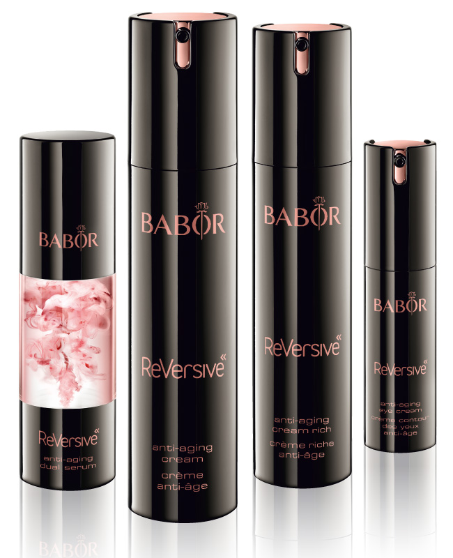 BABOR Anti-Aging Collection ReVersive - 4 bottles