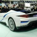 BAIC Arcfox-7 electric supercar in China -Beijing Auto Show2016
