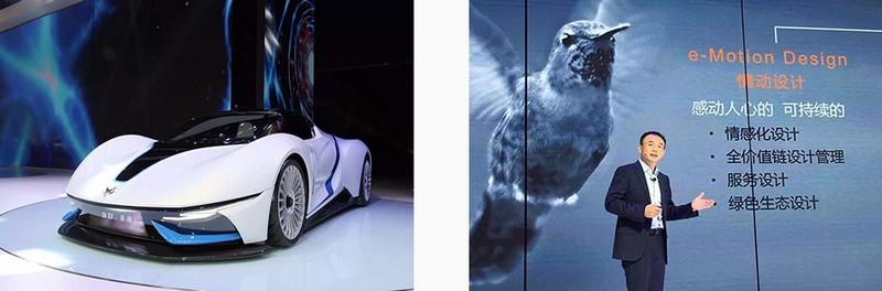 BAIC unveils Arcfox-7 electric supercar in China-