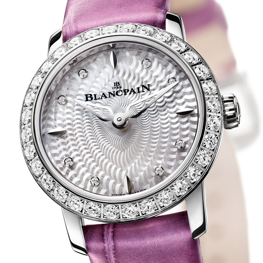BLANCPAIN Ladybird Ultraplate watch
