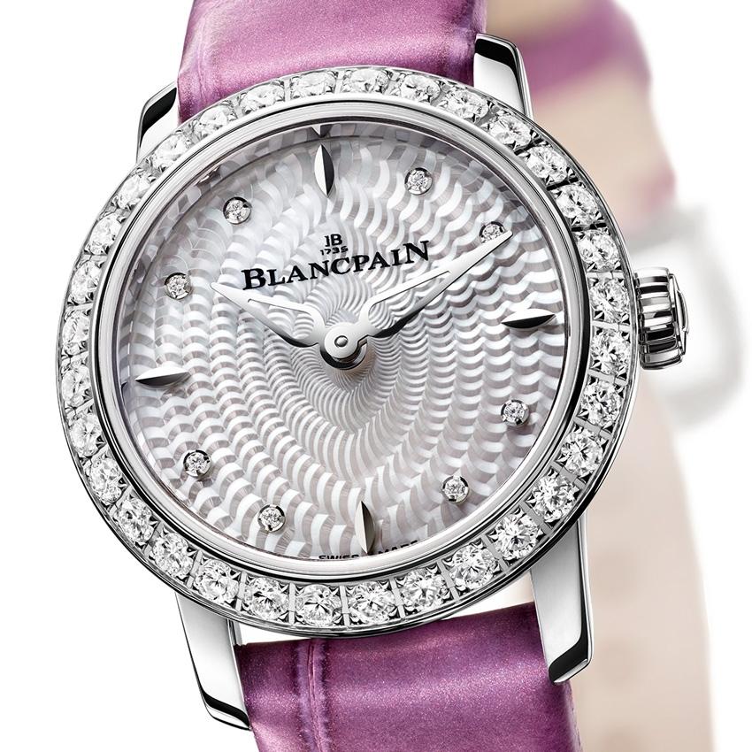 BLANCPAIN Ladybird Ultraplate watch