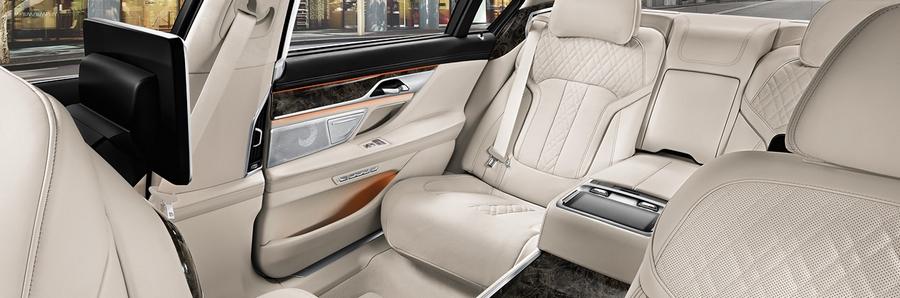 BMW 7 Series 2015 - executive lounge--